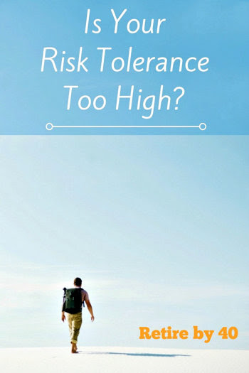 Is Your Risk Tolerance Too High?