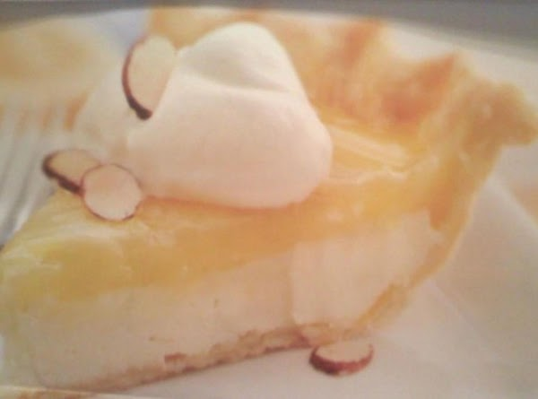 Lemon Truffle Pie Recipe