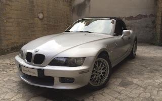 BMW Z3 Rent Abruzzo