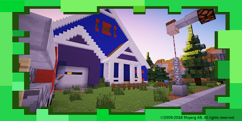 Who are you mr. NeighBor?! Map for MCPE!