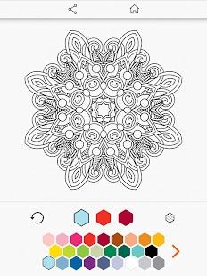Colorfy — бесплатная раскраска Screenshot