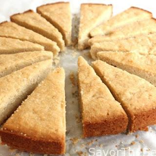 Oatmeal Shortbread.