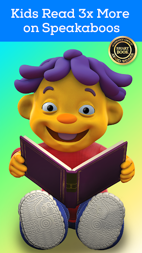 Speakaboos: Kids Reading App screenshot