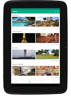 TripAdvisor Hotels Flights Restaurants Attractions Screenshot