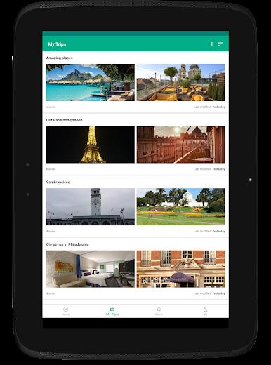 Screenshot 9 for TripAdvisor's Android app'