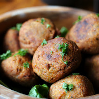 Homemade Flavourful Chickpea Falafel Recipe
