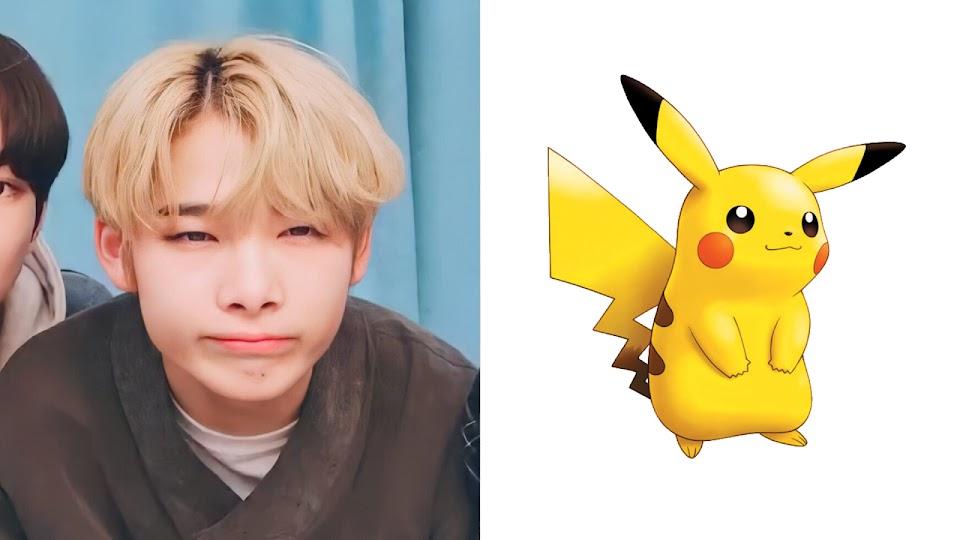 ENHYPEN Ni-Ki Pikachu copy