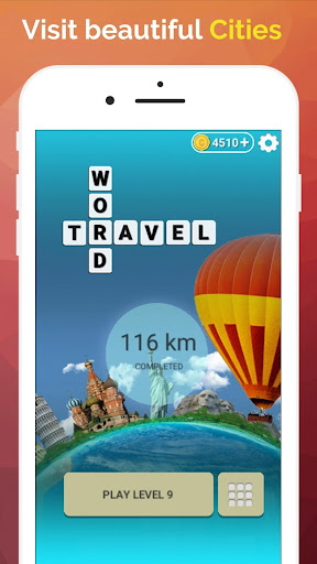 Word Travel:World Trip with Free Crossword Puzzle apktreat screenshots 2
