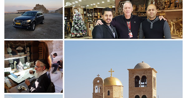 A Tailor Made On & Off Road , Heritage , Historical , Spiritual , Life Style Chauffeured Guided Private Tours and Transport Throughout Israel With Arik Sadan Tour Guide . Dead Sea , Kasar Al Yhaud , Jericho , Masada , Beit Jalla & Bethlehem . Jerusalem & Tel Aviv As Well .