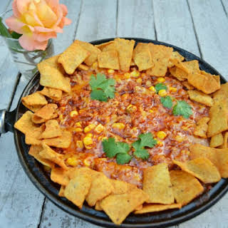 Skillet Mexican Pie.