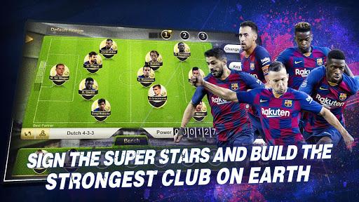 Champions Manager Mobasaka: 2020 New Football Game 1.0.168 Screenshots 5