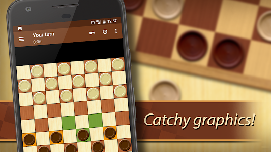 Checkers - strategy board game 1.64.2