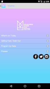 Melbourne Queer Film Festival- screenshot thumbnail