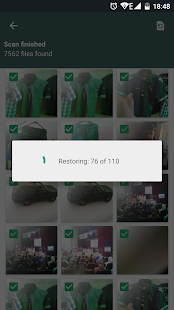 App Recover Deleted Files APK for Windows Phone