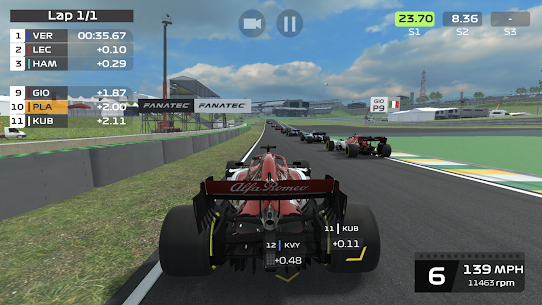 F1 Mobile Racing App Latest Version Download For Android and iPhone 4