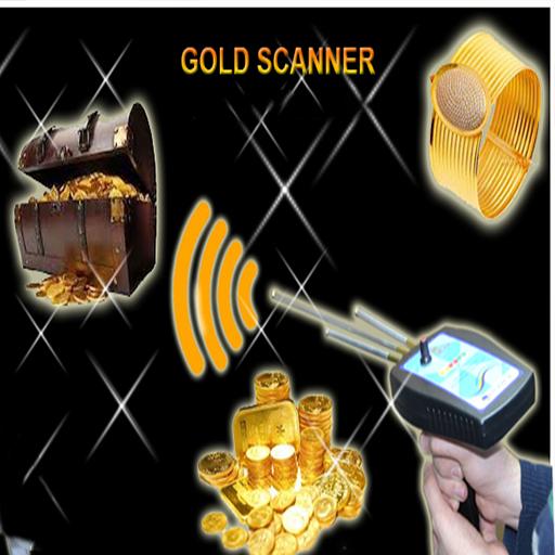 Gold Detector Scanner