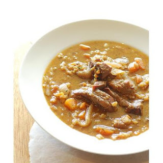 Lamb - Shank Soup