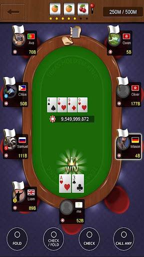 無料博奕Appのテキサスホールデムポーカーの王|HotApp4Game