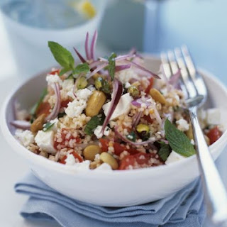 Mixed Couscous Salad