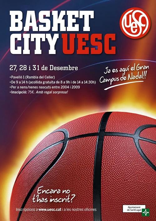 Campus Nadal Baskey City UESC 2018