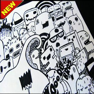 The Best Doodle Art Design - náhled