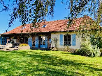 maison à La Chapelle-Saint-Sauveur (71)