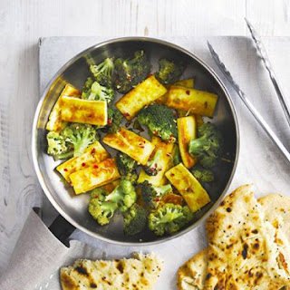 Indian Spiced Broccoli Recipes