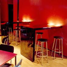 Photo: Bar Tables at Mono Bar