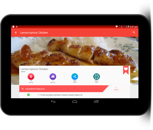 Chicken Recipes 26.1.0 screenshots 17
