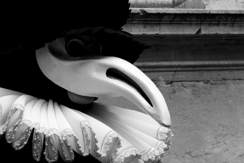 Il mistero della maschera di Andrea F