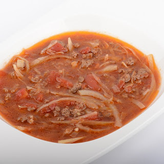 Janeva's Unstuffed Beef Cabbage Roll Soup
