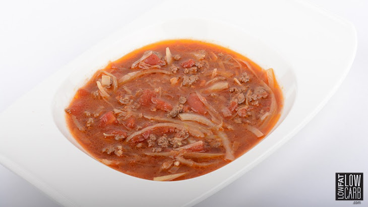 Janeva'S Unstuffed Beef Cabbage Roll Soup Recipe