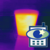 Remote thermal cam f. FLIR ONE