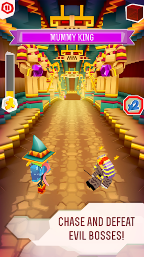 Chaseu0441raft - EPIC Running Game apkpoly screenshots 6