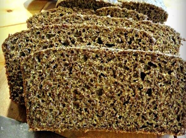 Zero Carb Flax Bread Recipe