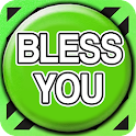 Bless You Button Funny Sound icon