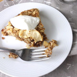 Cinnamon Apple Baked Oatmeal Recipe