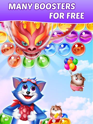 Tomcat Pop: New Bubble Shooter screenshots 7