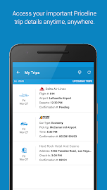 Priceline Hotels, Flight & Car Screenshot 4