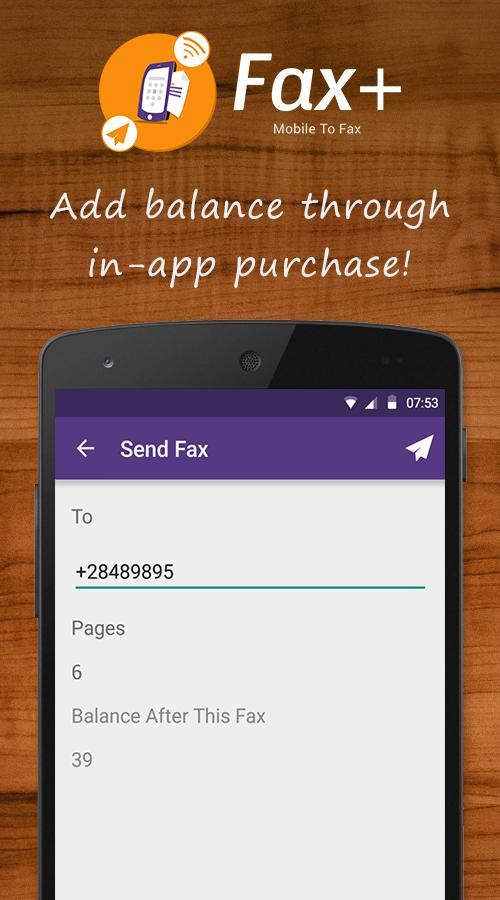 Fax Plus: Mobile Fax App