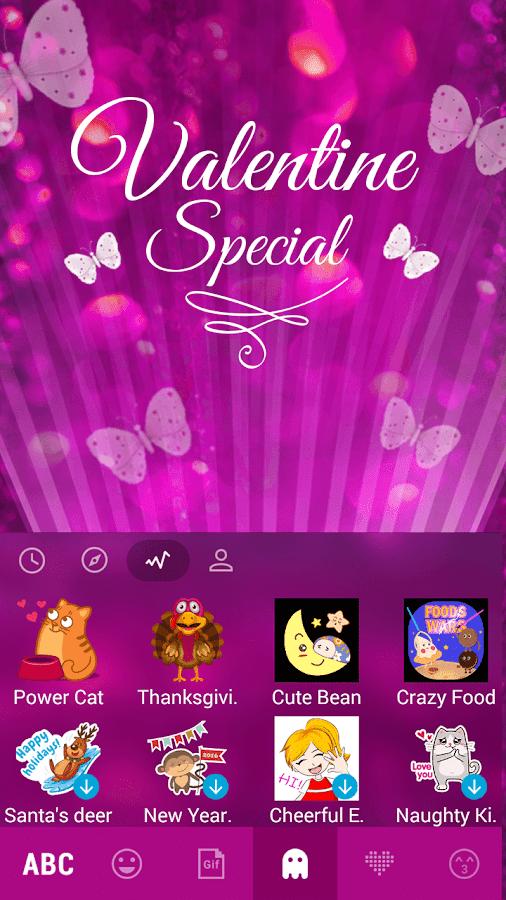 Butterfly-Emoji-Theme-for-Kika 12