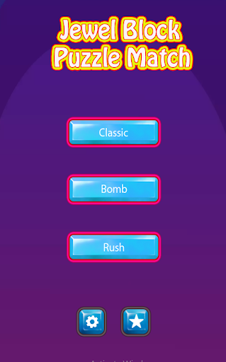 Jewel Block Puzzle Match android2mod screenshots 1