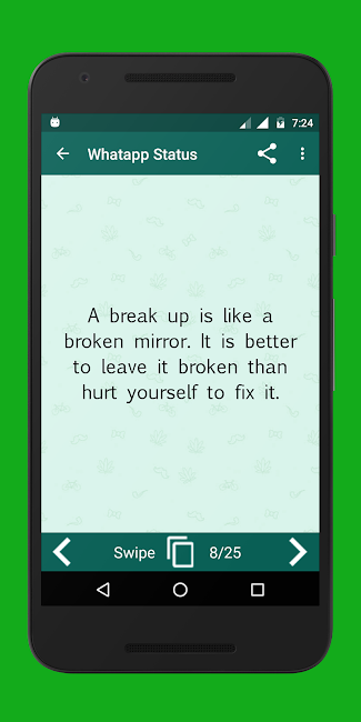 #3. Best Status & Quotes 2017 (Android)