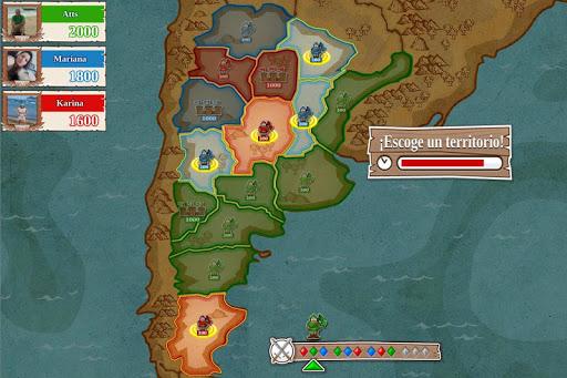 Triviador Argentina screenshot 6