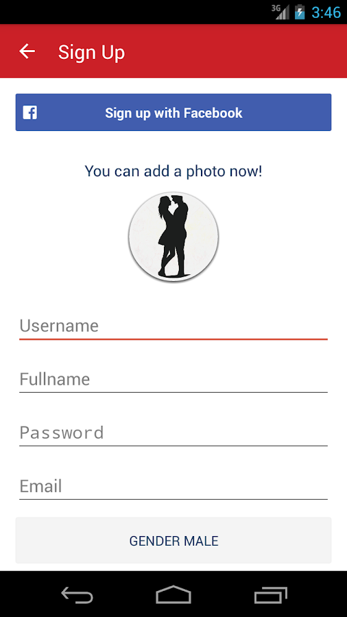 afromeeting dating app- screenshot