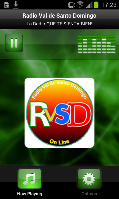 Radio Val de Santo Domingo- screenshot