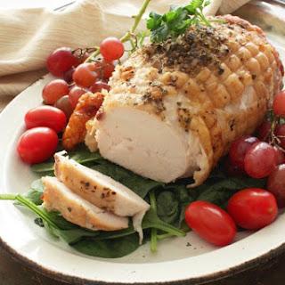 Herb Crusted Turkey Roast Recipe