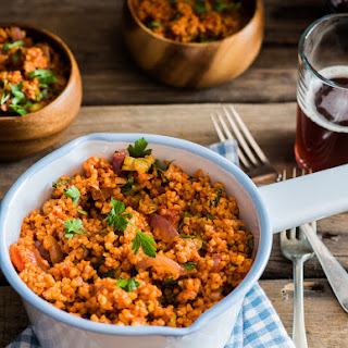 Fine Bulgur Recipes