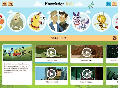 Knowledge Kids Go- screenshot thumbnail