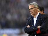 Marc Grosjean, le coach du FC Liège est furieux après la défaite contre Rupel Boom (2-3)